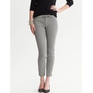 Banana Republic the Sloan fit ankle pants